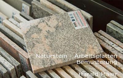 Helle oder dunkle Arbeitsplatten aus Granit