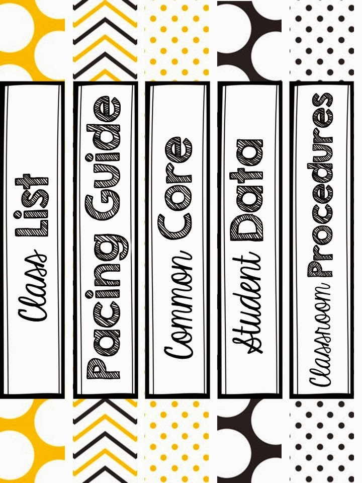 2 Inch Binder Spine Template Pictures to Pin PinsDaddy – Binder Spine Template