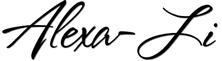 Alexa-Li Blog