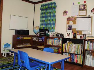 2011/2012 Pre-school Classroom - view 4