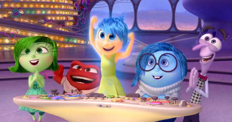Image Result For Inside Out Disgust