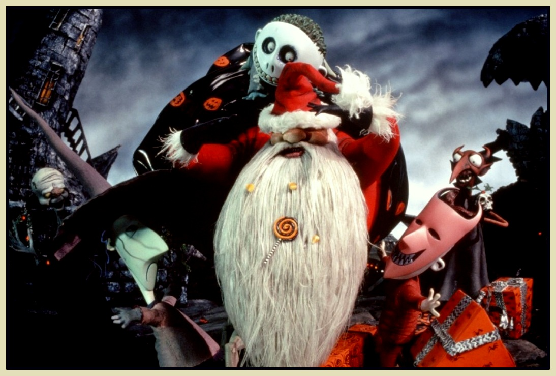 The Black Box Club: THE NIGHTMARE BEFORE CHRISTMAS: TIM BURTON ...