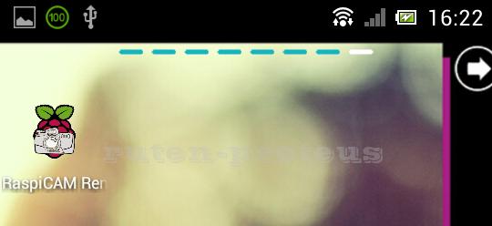 RaspiCam Remote 圖示
