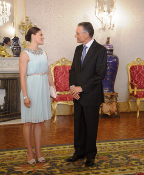 Princess Victoria's 2 Day Visit To Portugal, The Last Day