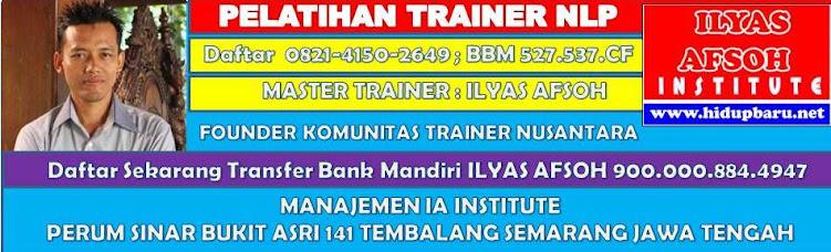 Trainer NLP Surabaya 0821-4150-2649