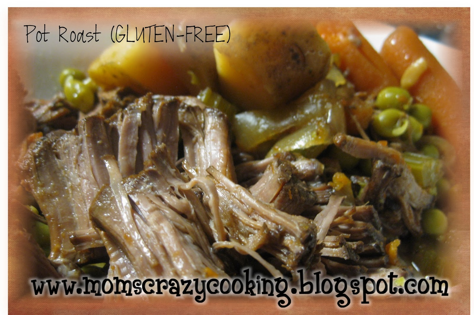 gluten free pot roast crock pot