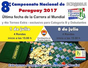 1 y 8 de julio - Paraguay