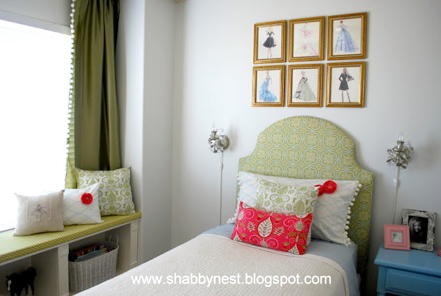 Girl's+bedroom