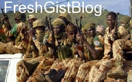 Cameroon Boko Haram Rockets Nigeria
