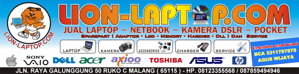Laptop Bekas Malang | Laptop Second | Notebook Bekas | Notebook Second | Laptop Malang