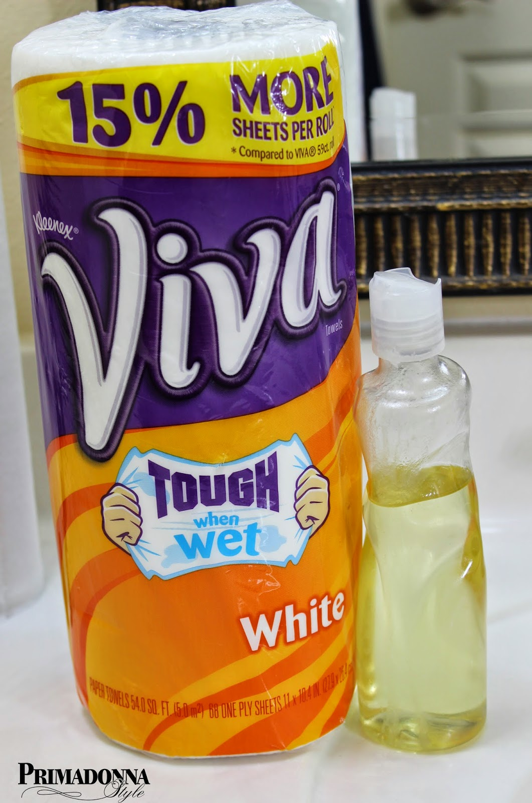 Viva Paper Towel Logo I use viva paper towelsViva Paper Towel Logo