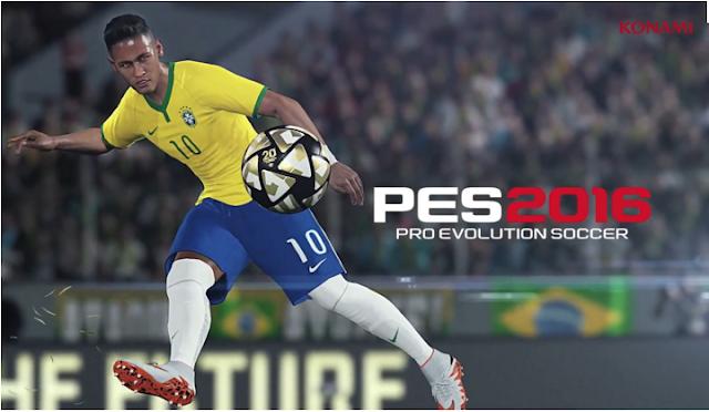 Pro Evolution Soccer 2016 Cracked PC Game