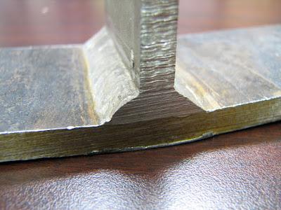fillet weld