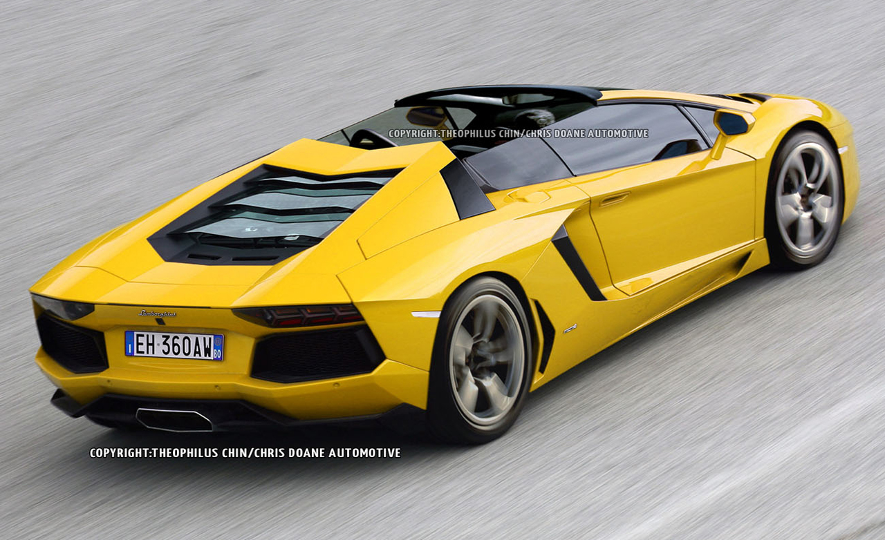Luxury Lamborghini Cars 2013 Lamborghini Aventador Roadster