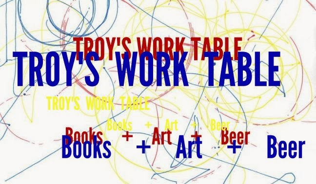 TROY'S WORK TABLE