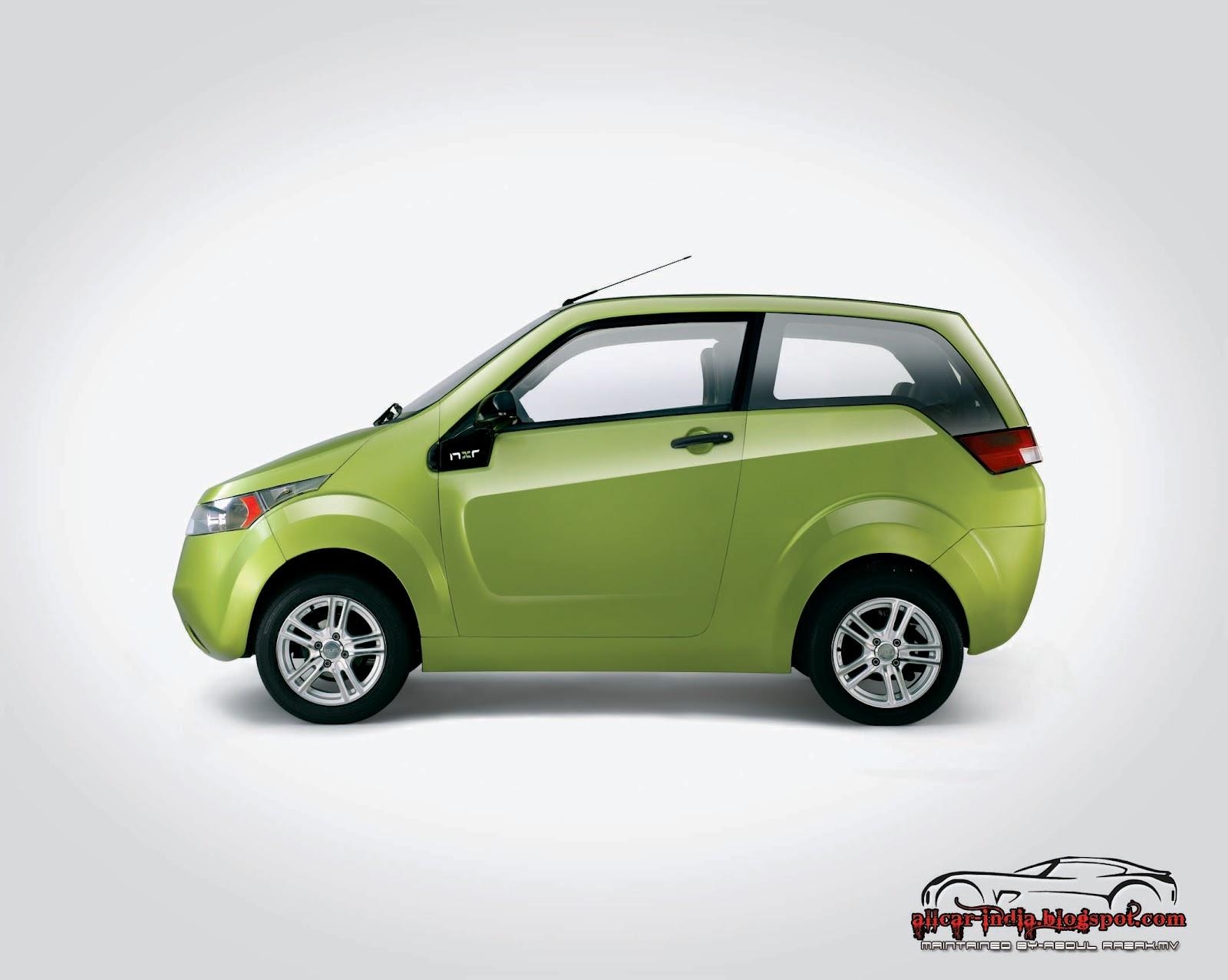Mahindra New Battery Car