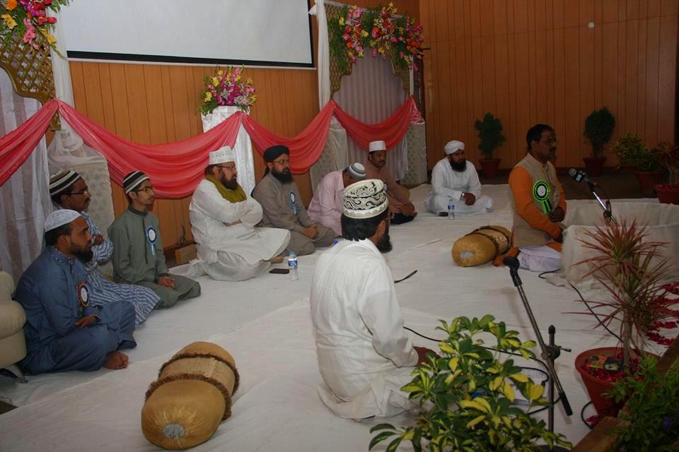 karachi mehfil e meelaad allama kokab noorani okarvi