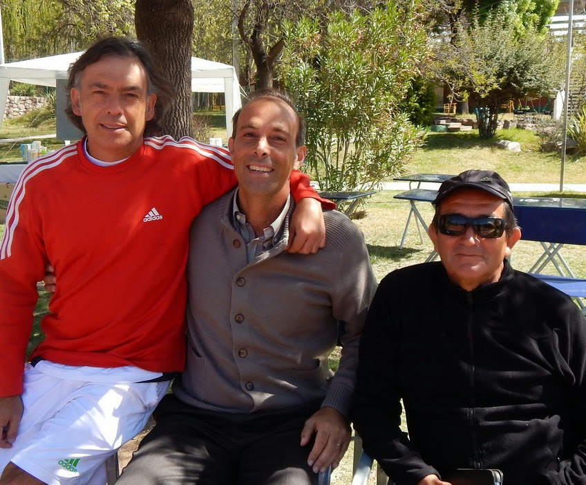 ITF SENIORS G2-LA SERENA CHILE- ARMADA MENDUCA CON 4 MENOS