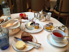 Afternoon Tea at The Claridge