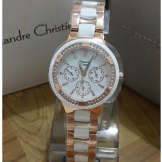 jam tangan alexandre cristie cewek murah