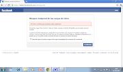 LA CENSURA EN , OTRA VEZ bloqueo de fotos de facebook