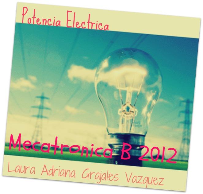 Potencia Electrica___Proyecto__2012