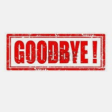 Adiós /Chau