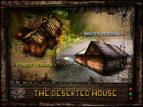 FREE Abandonned Cottage (The Deserted House)