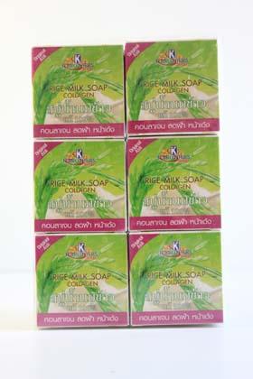 Sabun Beras Collagen