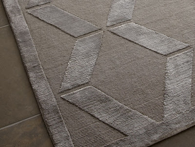 hand-knotted rugs wool-silk