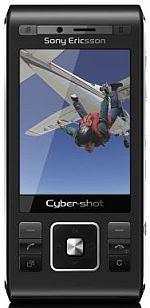 Spesifikasi Sony Ericsson C905