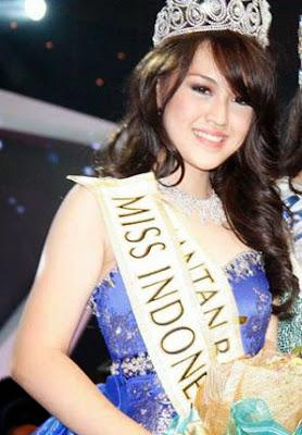 Miss World Dari Indonesia Vania Larissa