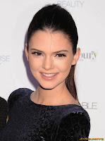 Kendall Jenner Unbreakable by Khloe and Lamar fragrance debu
