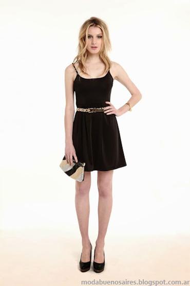 Sieben primavera verano 2014 vestidos cortos de fiesta 2014.
