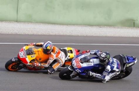 Marc Marquez juara dunia MotoGP musim 2013 termuda