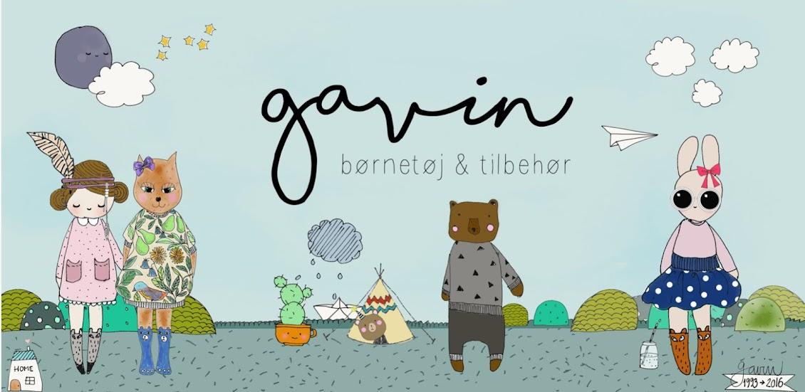 Gavin Børnetøj