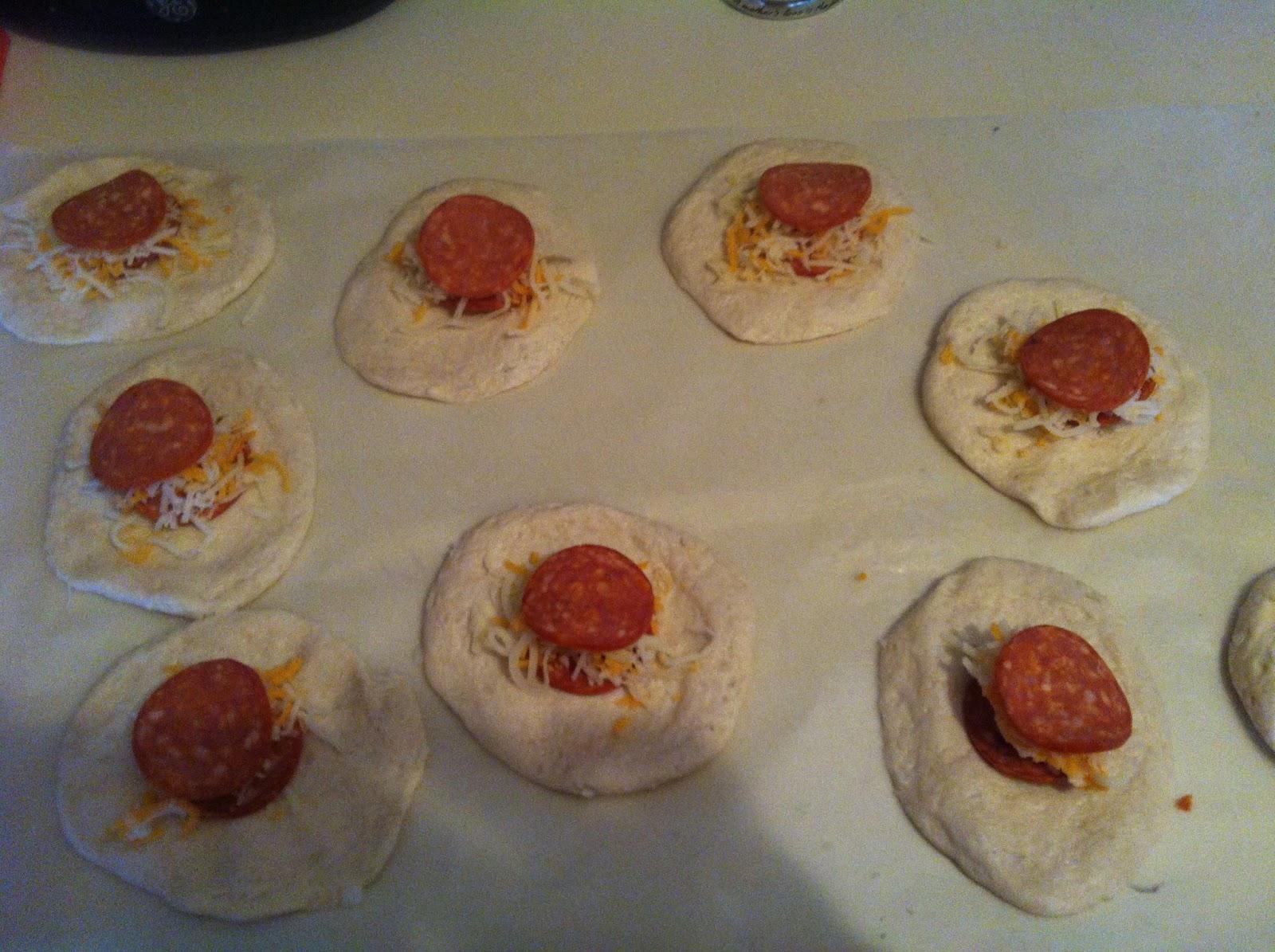 HALF BAKED: Pizza Balls