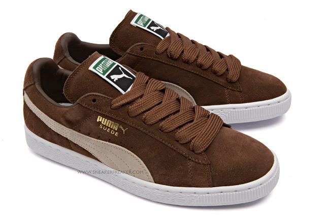 a collection of puma suedes gallery