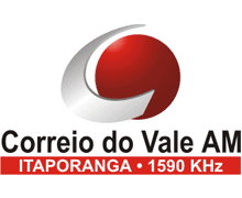 Correio do Vale AM 1590 - Itaporanga