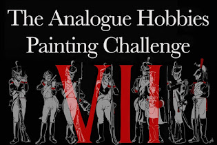 The Seventh Annual Analogue Hobbies Painting Challenge