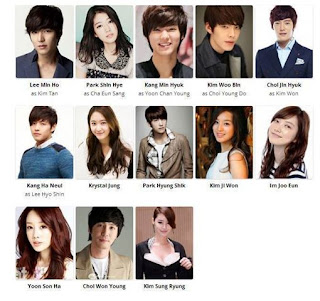Drama Korea Terbaru The Heirs