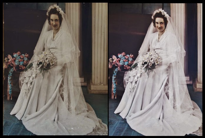 OR. . . PHOTO RESTORATION . . .