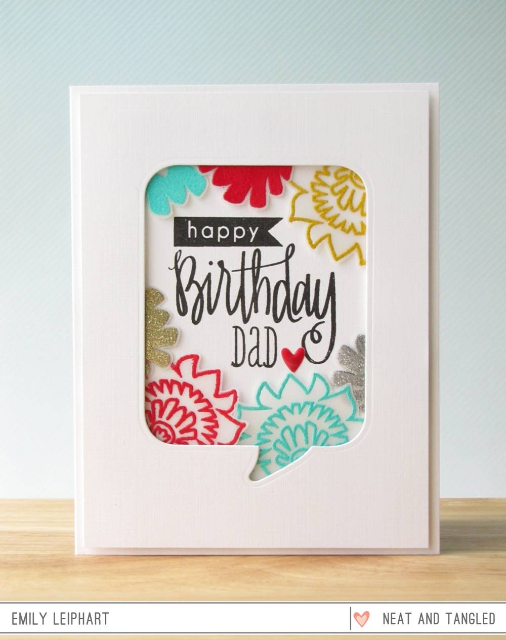 Artfromtheheart neat tangled happy birthday dad neat tangled happy birthday dad izmirmasajfo