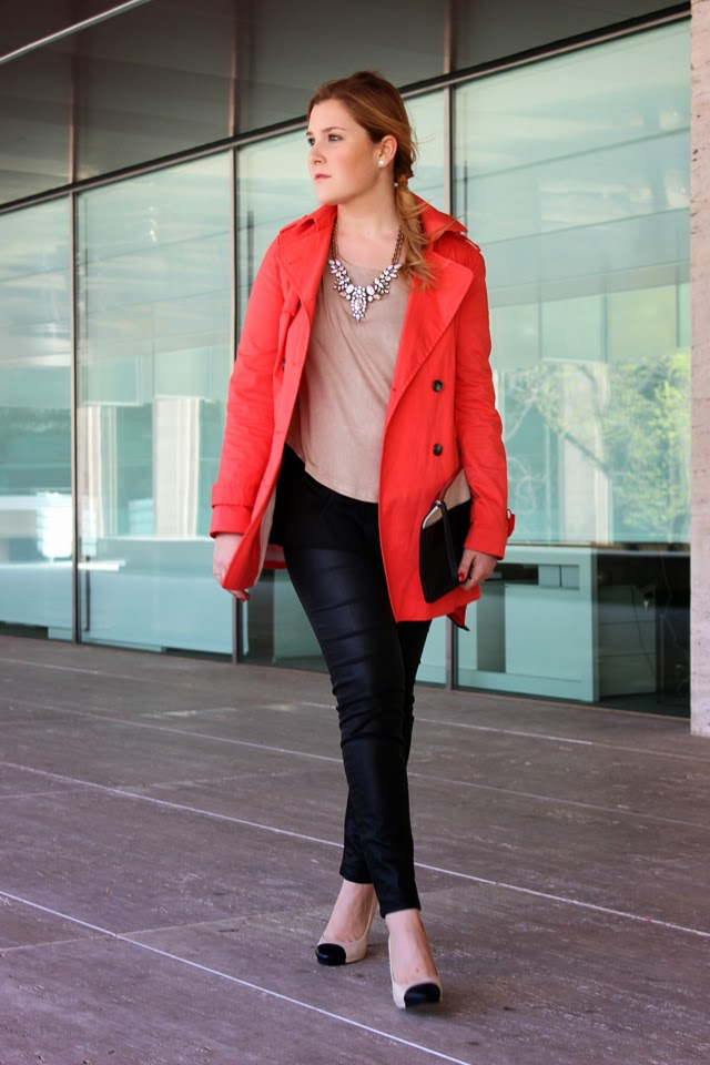 CORAL TRENCH