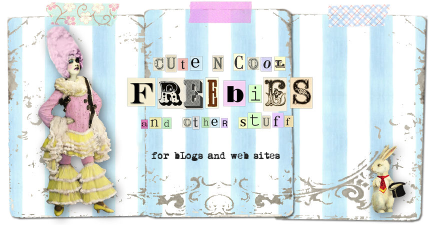 *Cute ᾔ CooL* Freebies