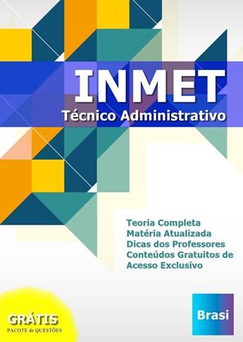 Apostila Concurso MAPA INMET 2015