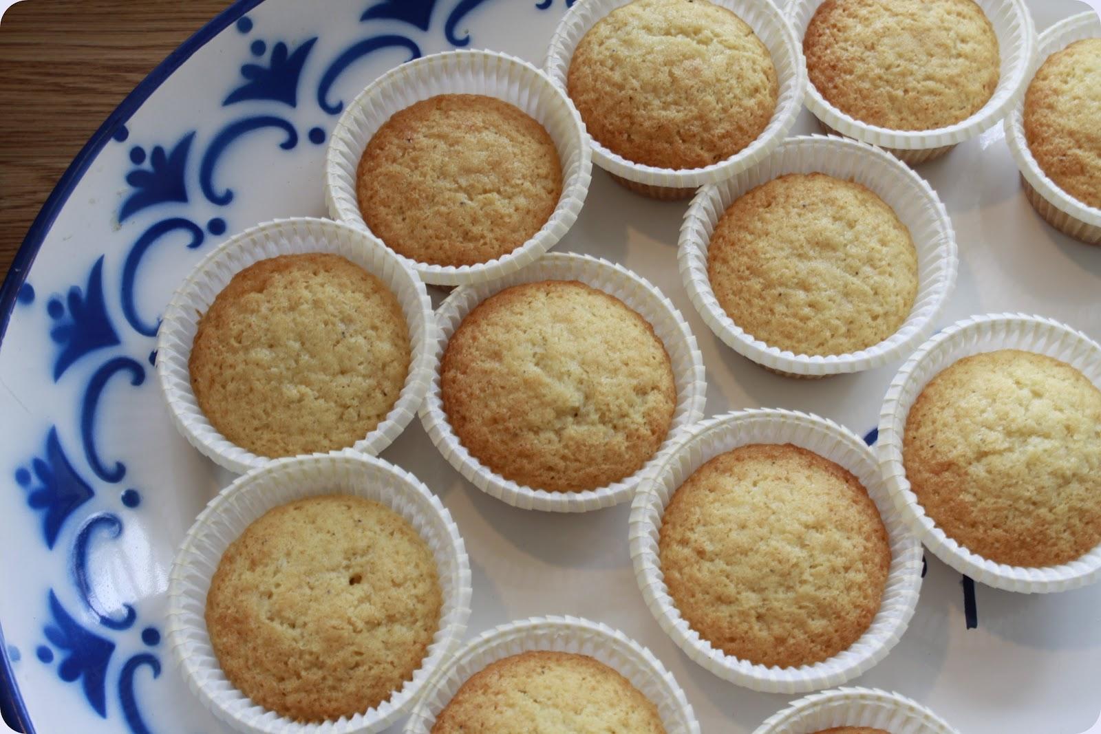 muffins uten egg melk og mel