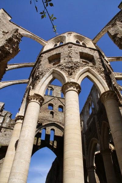 Abbaye de Hambye by Carole's Chatter