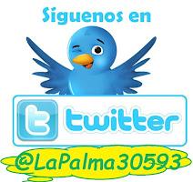 ¡Ya estamos en Twitter!
