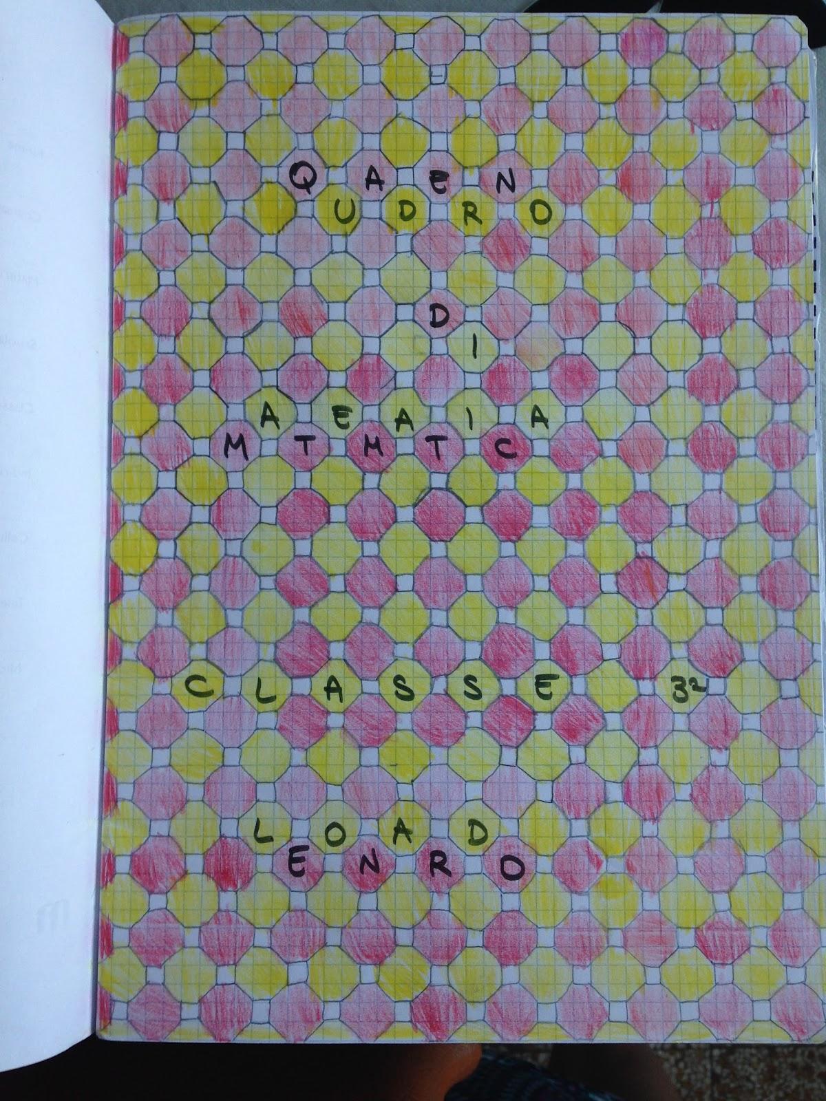 Chi ben comincia una bella copertina matematica per il for App per risolvere i problemi di geometria